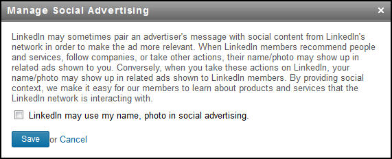 Manage Social Advertising