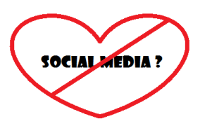When NOT to use Social Media