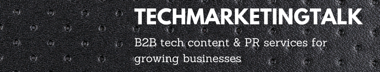 Techmarketingtalk